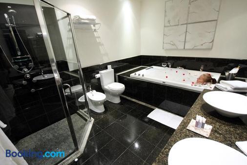 寶馬別墅和溫泉酒店 - 漢默溫泉 - 漢默溫泉 - 浴室