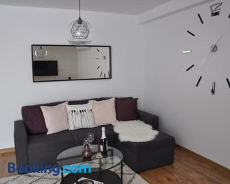 Lux Apartment - Пазарджик - Living room