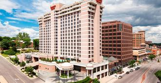 Sheraton Suites Country Club Plaza - Kansas City - Building