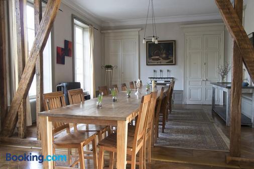 Joie de Vivre - Doulevant-le-Château - Dining room