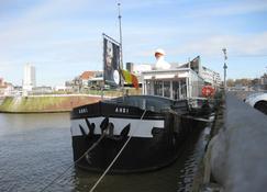 Bootel Ahoi - Courtrai - Vista externa
