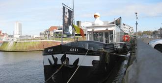 Bootel Ahoi - Kortrijk - Outdoor view