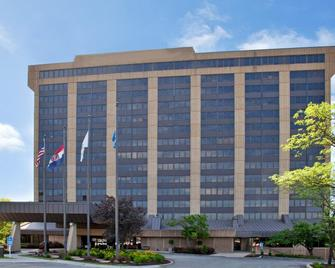 Adam's Mark Hotel & Conference Center At The Sports Stadium Complex - Kansas City - Edificio