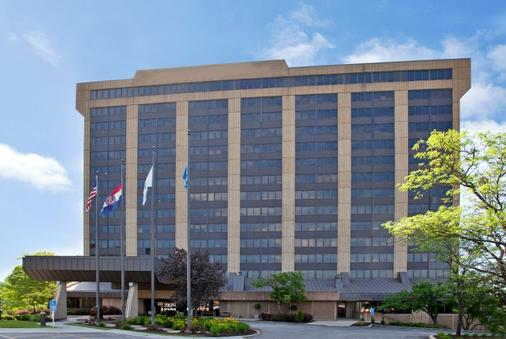 Adam's Mark Hotel & Conference Center At The Sports Stadium Complex - Kansas City - Building