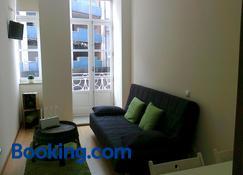 Stayin Oporto Apartments - Porto - Oturma odası
