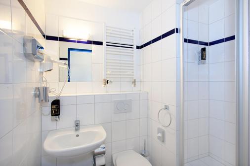 A&O 慕尼黑連姆酒店 - 慕尼黑 - 慕尼黑 - 浴室