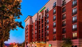 Courtyard by Marriott Chattanooga Downtown - Chattanooga - Gebouw