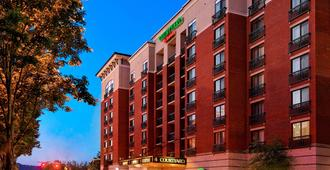 Courtyard by Marriott Chattanooga Downtown - Chattanooga - Building