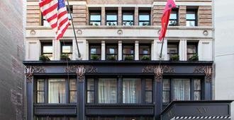 XV Beacon Hotel - Boston - Building