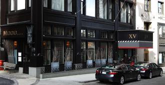 XV Beacon Hotel - Boston - Edifício