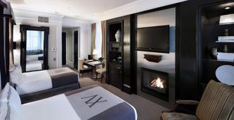 XV Beacon Hotel - בוסטון - חדר שינה