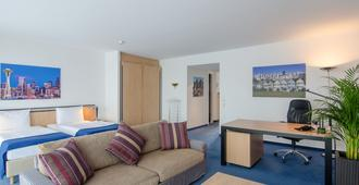 Essen City Suites - Essen - Sala de estar