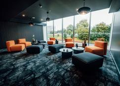 Crowne Plaza Hotel Lille-Euralille - Lille - Lounge
