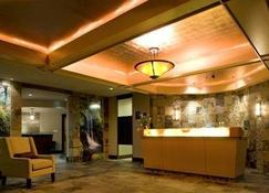 The Old House Hotel & Spa - Courtenay - Rezeption
