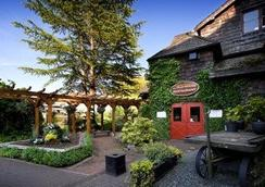 The Old House Hotel & Spa - Courtenay - Outdoors view