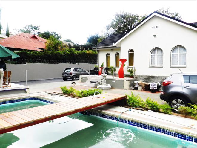 Blackwood Guest House - Pretoria - Pool