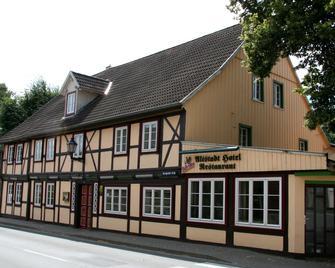 Altstadthotel Ilsenburg - Ilsenburg - Building