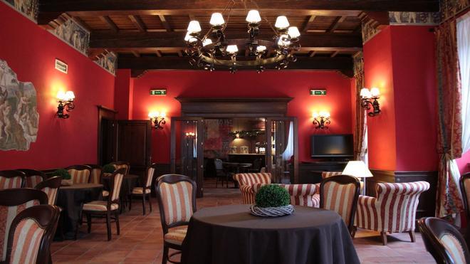 Antica Dimora Villa Basilewsky - Pistoia - Restaurant