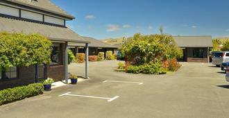 Aston Court Motel - Blenheim - Cảnh ngoài trời