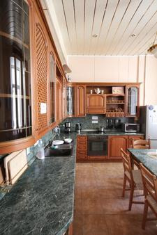 Friday Hostel - Moscow - Kitchen
