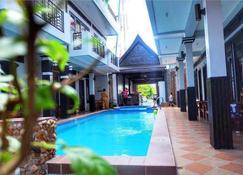 Vibola Guesthouse - Kampot - Pool