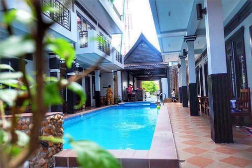 Vibola Guesthouse - Kampot - Bể bơi
