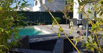 Chambre Cosy - Agde - Pool