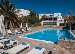 Akrotiri Hotel - Parikia - Pool