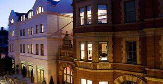 Dylan Hotel - Dublin - Building
