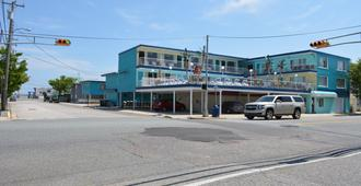 Royal Court Motel - Wildwood - Building