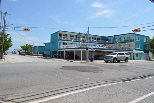 Royal Court Motel - Wildwood - Rakennus