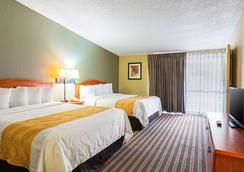 Quality Inn & Suites NRG Park - Medical Center - Houston - Bedroom