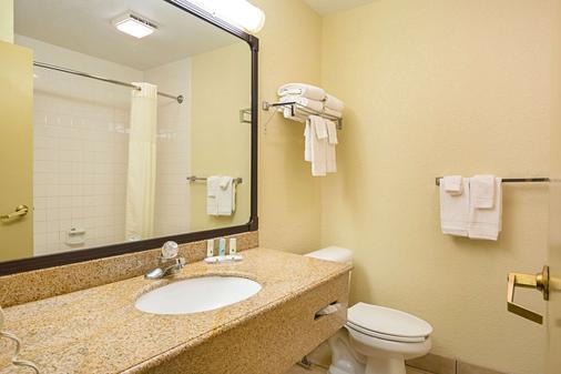 Quality Inn & Suites NRG Park - Medical Center - Houston - Bathroom