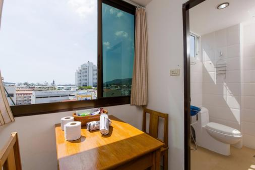 Patong Studio Apartments - Patong - Bad