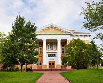 Graduate Columbia - Columbia - Edificio