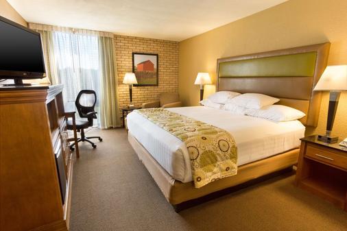 帕迪尤卡德魯里酒店 - 帕度卡 - 帕迪尤卡 - 臥室