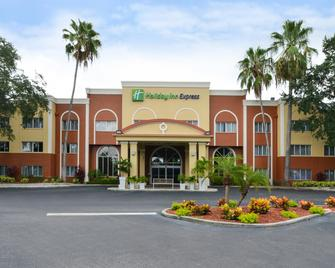 Holiday Inn Express Clearwater East - Icot Center - Clearwater - Gebouw