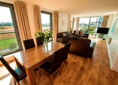 Ocean Serviced Apartments - Edinburgh - Jídelna