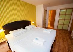 Ocean Serviced Apartments - Edimburgo - Camera da letto