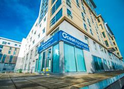 Ocean Serviced Apartments - Edimburgo - Edificio