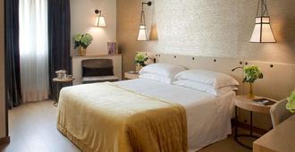 Starhotels Metropole - Rome - Bedroom