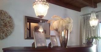 De Kloof Luxury Estate - Swellendam - Comodidade do quarto