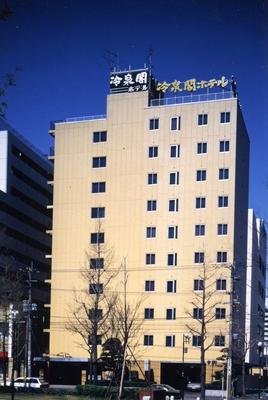 Reisenkaku Hotel Ekimae - Φουκουόκα - Κτίριο