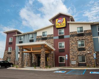 My Place Hotel-Jamestown, ND - Jamestown - Building
