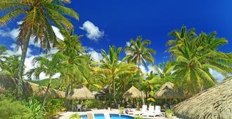 Club Raro Resort - Rarotonga - Pool