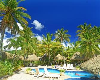 Club Raro Resort - Rarotonga - Piscina