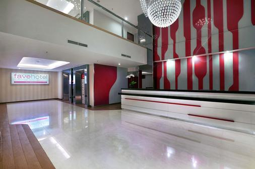 Favehotel Ahmad Yani Bekasi - Bekasi - Front desk