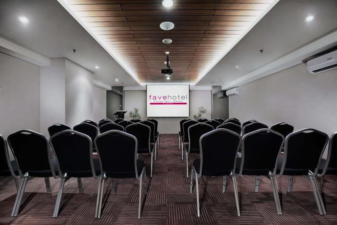 阿瑪德亞尼貝克西法維酒店 - 貝卡西 - 勿加泗 - 會議室