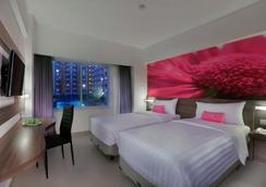 阿瑪德亞尼貝克西法維酒店 - 貝卡西 - 勿加泗 - 臥室
