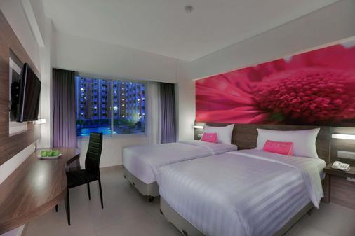 Favehotel Ahmad Yani Bekasi - Bekasi - Bedroom